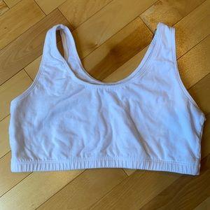 NWOT Fruit of the loom sports bra